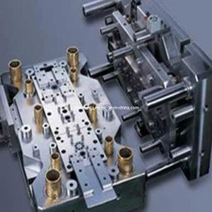 Moulded Electronic Tool Parts by Injection (SH-068)