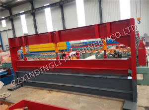 4m/6m Galvanized Sheet Roll Bending Machine pictures & photos