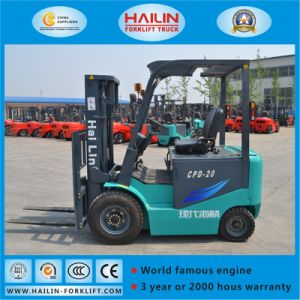 Electric Forklift, 2.0ton AC Motor pictures & photos
