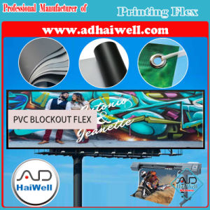 PVC Block-out Flex Banner pictures & photos