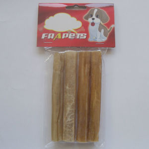 """Pet Products Natural Rawhide Pressed Roll 5""""X15mm"""