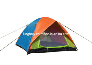 Popular Water Proof Camping Tent for 3-4 Person