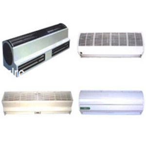 PTC Heating Air Curtain Supplier pictures & photos