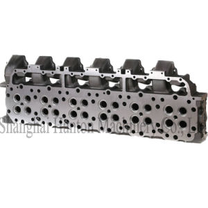 3406PC diesel engine part 1105097 110-5097 bare cylinder head pictures & photos