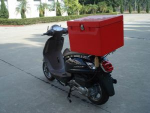 Motorcycle Tail Box Bk-04 for Delivery Food (KFC etc.)