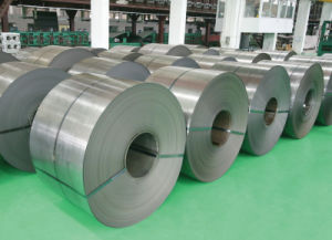 Bright Smooth and Slightly Oiled Surface Cold Rolled Steel Coils pictures & photos