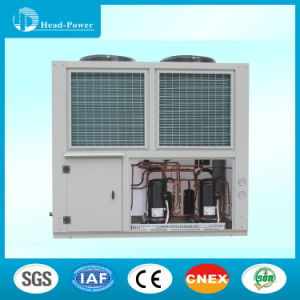 Marine Air-Conditioner Air-Cooled Scroll Water Chiller pictures & photos