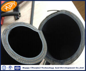 R4 Wire Inserted Hydraulic Suction Oil Hose pictures & photos
