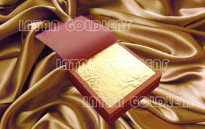 Gold Leaf 8X8cm, 22k and 23.75k