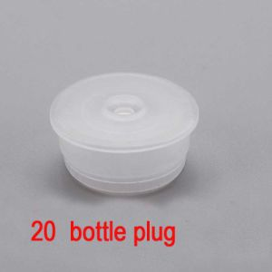 20 Breathable Plastic Small Inner Plug/Stopper/Cork for Bottle pictures & photos