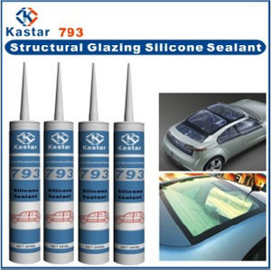Window and Glass Acetoxy Silicone Adhesive (Kastar793) pictures & photos