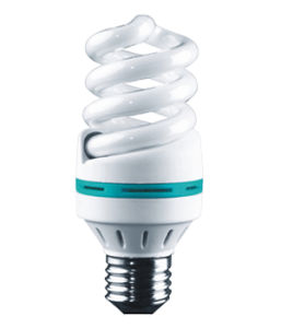 4u T4 CFL 25W Energy Saving Lamp Bulb with Electric Energy Savers (BNFT4-4U-A) pictures & photos