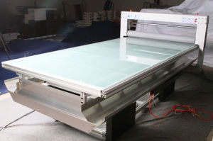 Mefu Cold Flatbed Laminator for Flex and Rigid Material pictures & photos