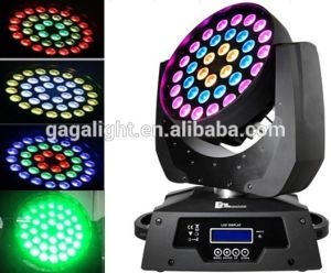 LED 6 in 1moving Head Rgbwyp, LED Moving Head Light with Zoom pictures & photos