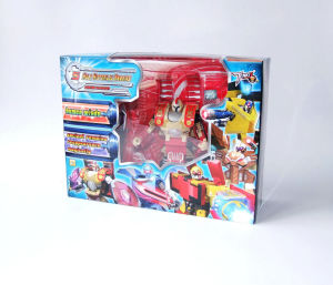 Titan Warrior Transforming Robot Toys