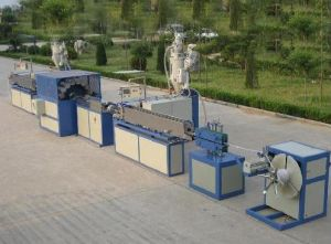 PVC Garden/Fiber Reinforced Hose/Pipe Extrusion/Production Line
