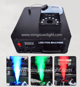 Colorful up Spray RGB LED 1500W Fog Machine pictures & photos
