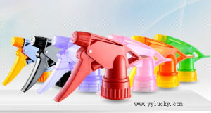 Plastic Trigger Nozzle for Sprayer Bottle pictures & photos