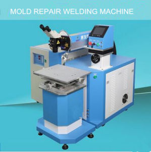 400W Laser DC Wire Head Automatic Welding Machine pictures & photos