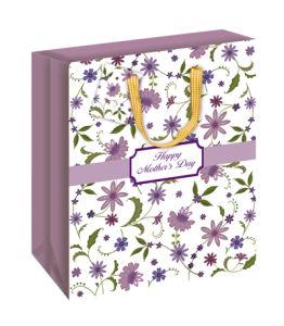 Handmade Flower Gift Paper Bag (BS-004)