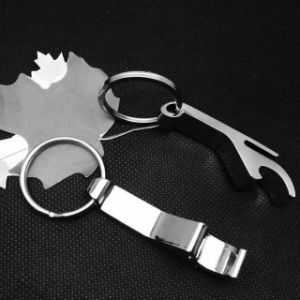 High Quality Metal Lobster Head Keychain pictures & photos