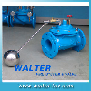 Automatic Control Valves Differential Float Controlled Valve pictures & photos