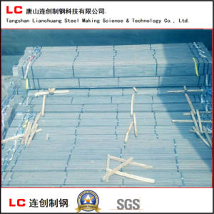 Black Square Steel Pipe with High Quantity pictures & photos