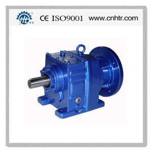 Hr Helical Horizontal Gear Speed Reducer