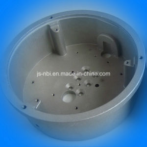Aluminum High Pressure Casting for Flow Meter Use with Shot Blasting pictures & photos