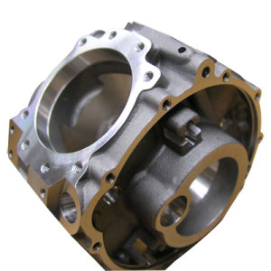 Precision Cast Steel Parts - Multi Axis Machining (DR054) pictures & photos