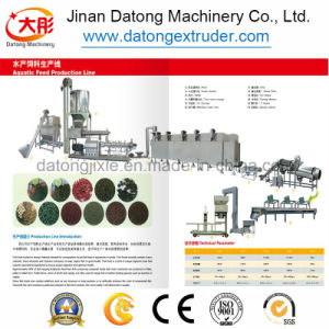 """High Quality""Pet Food Extruder Machine/Pet Food Making Machine/Pet Food Production Line pictures & photos"