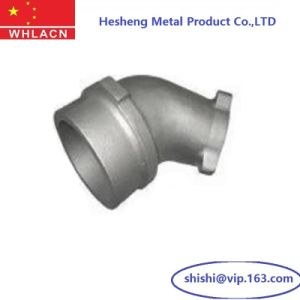 Precision Casting Stainless Steel 316L Solenoid Valve (Investment Casting) pictures & photos