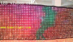 Top Quality LED Vision Cloth Vision Curtain Vision Backdrop pictures & photos