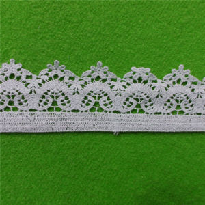 Single Side Cotton Chemical Trim Lace (c33) pictures & photos