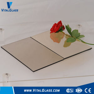 4mm, 5mm, 6mm, 8mm Clear/ Tinted/ Stained Bronze Float Glass with CE & ISO9001 pictures & photos