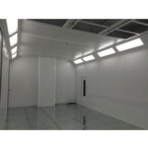 Customized Spray Booth for Aircraft Parts pictures & photos
