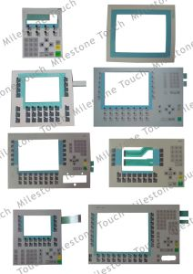 Membrane Keypad Switch for 6AV3607-5bb00-0af0 Op7 / 6AV3607-5bb00-0AG0 Op7 / 6AV3607-5bb00-0ah0 Op7 / 6AV3607-5bb00-0al0 Op7 Membrane Keyboard Replacement pictures & photos