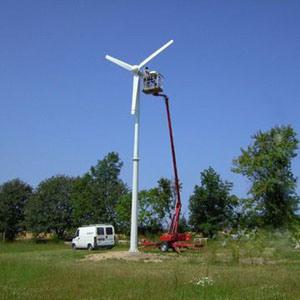 Renewable Energy Wind Power Generator 20kw System