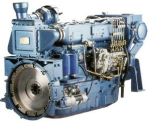 Weichai Wd10 Marine Diesel Engine with CCS for Vessel/ Ship pictures & photos