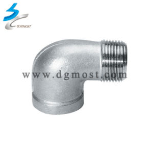 Stainless Steel CNC Elbow Valve Parts pictures & photos