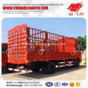 Breast Board Height 600mm Storage Cargo Truck for Sale pictures & photos