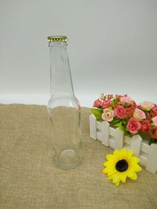 330ml 500ml Beverage Glass Bottle, Beer Bottle, Glass Juice Bottle pictures & photos