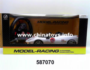 2016 Hot Selling 1: 12 4-CH Remote Control Car (587070) pictures & photos