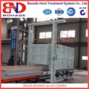 Trolley Type Resistance Furnace for Mould Preheating Furnace-Car Type Furnace pictures & photos