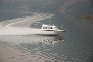 6.5 Meters Cabin Patrol Fiberglass Speed Boat pictures & photos