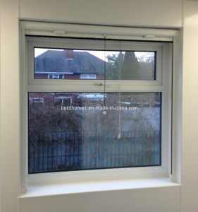 Matt Finished White Aluminium Window Insect Screen pictures & photos