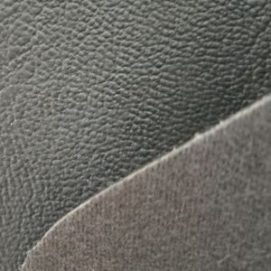 Small Lychee Texture PVC Fashion Leather Soft PVC Leather pictures & photos
