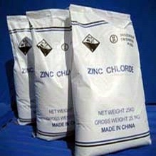 with ISO Certificate Zinc Chloride 98.0% pictures & photos