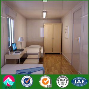 Modular Steel Structure Prefabricated Container House pictures & photos