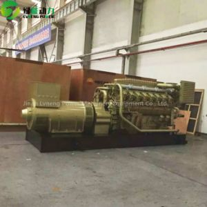 2200kw ISO Ce Approved Factory Price Jdec Generator Set with Gas Engine 1 MW pictures & photos